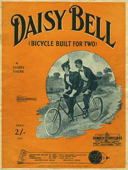 1892 Daisy Bicycle Built Two