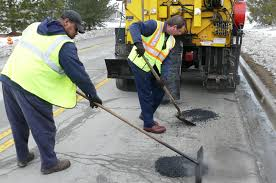 Fixing Potholes in Columbus