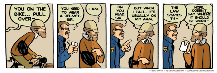 Yehuda Helmet Law